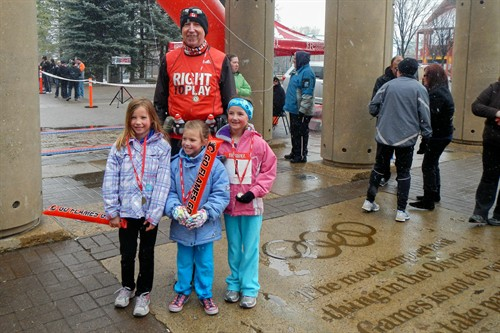 Coop Toonie Two km Race