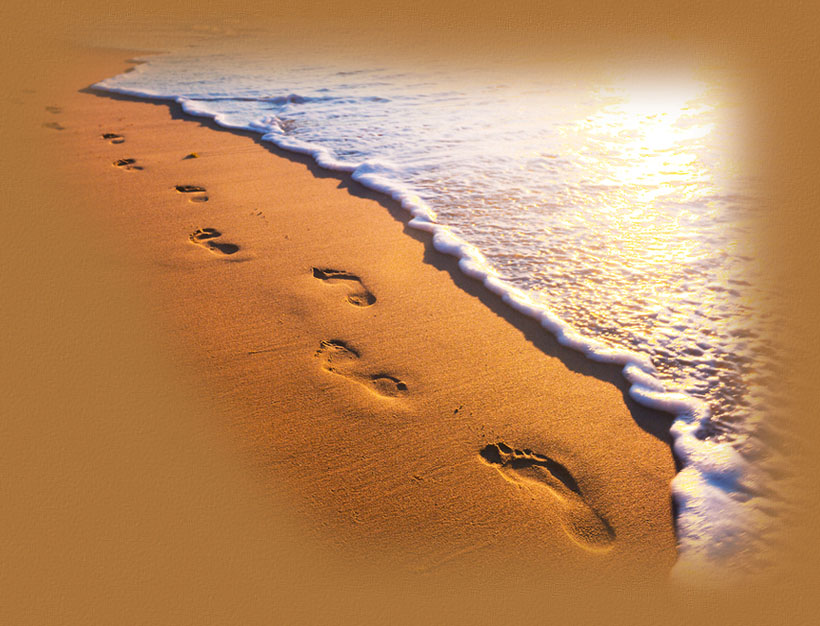 From Footprints in the Sand to the Locard Principle