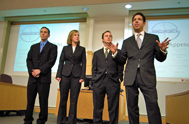 Team Talk. How to get the Best out of a Group Presentation